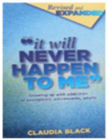 It Will Never Happen to Me Book