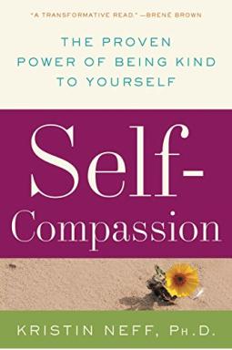 Self-Compassion - Book - Front Cover