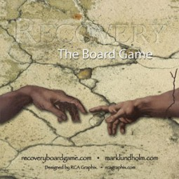 Recovery Board Game - Mark Lundholm - RecoveryBookstore.com