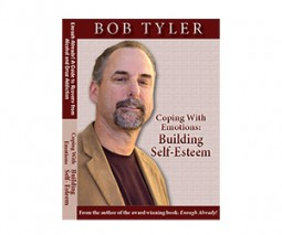 Coping with Emotions Build Self-Esteem - DVD - Front Cover