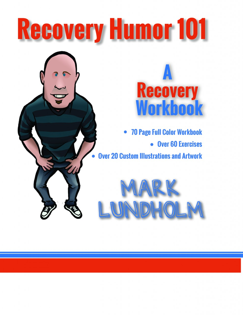 humor recovery workbook lundholm mark zoom front