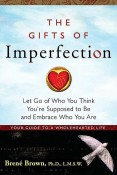 The Gift of Imperfection - Book Cover