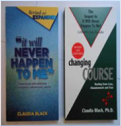 It Will Never Happen to Me & Changing Course Book