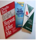 It Will Never Happen to Me/Changing Course/Repeat After Me Book