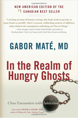 In the Realm of Hungry Ghosts - Book - Front Cover