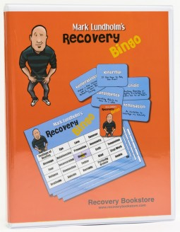 Recovery Bingo Front