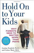Hold On to Your Kids - Gabor Maté - Front Cover