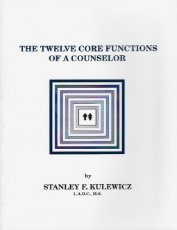The Twelve Core Functions of a Counselor
