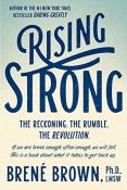 Rising Strong - Brené Brown - Book Cover
